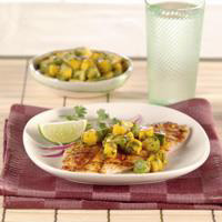 Grilled-Red-Snapper-with-Avocado-Papaya-Salsa